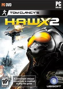 Crack для Tom Clancy's H.A.W.X. 2 (No CD)