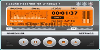 Патч на i-Sound Recorder for Windows 7.6